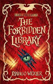 Review: The Fobidden Library by Django Wexler