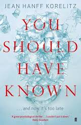 Review: You Should Have Known by Jean Hanff Korelitz