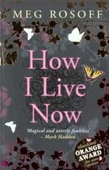 a review of how i live now a novel by meg rosoff Award winning author meg rosoff grew up in a suburb of boston and moved to london in 1989 she spent fifteen years working in advertising before writing her first novel, how i live now, which has sold over one million copies in thirty-six territories.