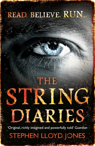 Guest Post: 'A Spoiler-free Introduction to The String Diaries Sequel' by Stephen Lloyd Jones, author of The String Diaries