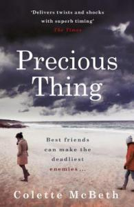 Review: Precious Thing by Colette McBeth