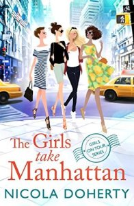 Review: The Girls Take on Manhattan by Nicola Doherty