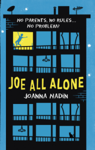 Review: Joe All Alone by Joanna Nadin