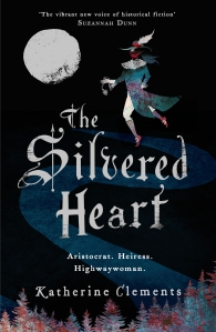 Guest Post: Q&A with Katherine Clemants, author of The Silvered Heart