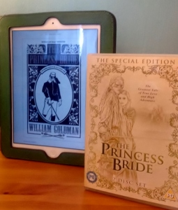 Book vs. Film – The Princess Bride