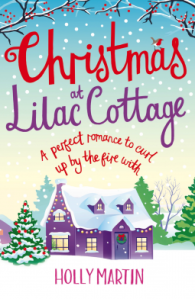 Review: Christmas at Lilac Cottage by Holly Martin
