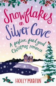 Review: Snowflakes on Silver Cove  by Holly Martin