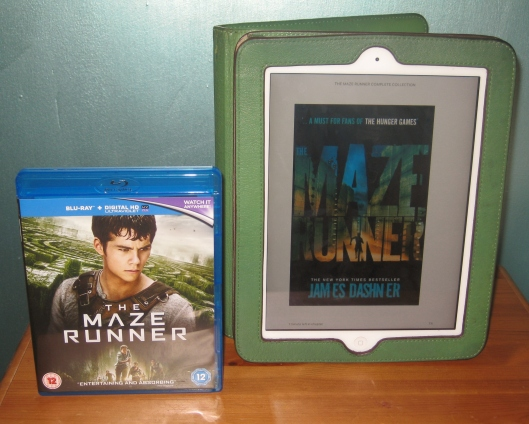 Book vs. Film – The Maze Runner