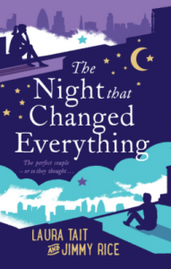 Review: The Night That Changed Everything by Laura Tait and Jimmy Rice
