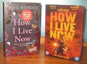Book vs. Film – How I Live Now
