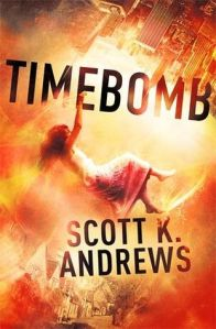 Review: TimeBomb by Scott K. Andrews