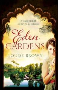 Review: Eden Gardens by Louise Brown