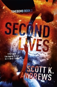 Review: Second Lives by Scott K. Andrews