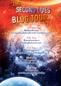 Blog Tour: Giveaway and Extract – Second Lives by Scott K. Andrews