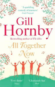 Giveaway & Review: All Together Now by Gill Hornby