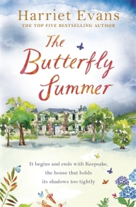 Review: The Butterfly Summer by Harriet Evans