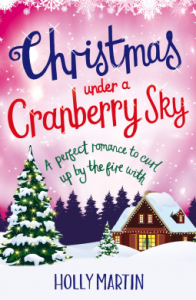 Review: Christmas Under a Cranberry Sky by Holly Martin