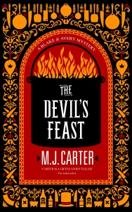 Review: The Devil's Feast by M.J. Carter