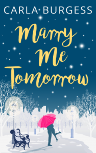 Review: Marry Me Tomorrow by Carla Burgess